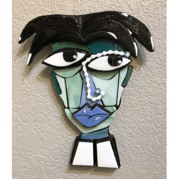 Alfonso Mosaic by KayLynn Sanderson (Local Pick-Up Only)