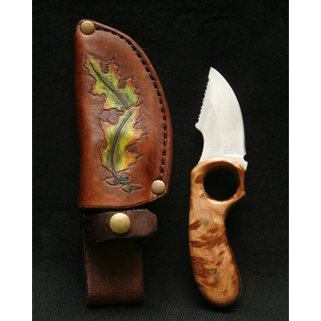 Raptor Knife by Todd Juchau (Available for Shipping or Local Pick-Up)