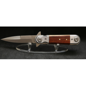 Alien Liner Lock Knife by Todd Juchau (Available for Shipping or Local Pick-Up)