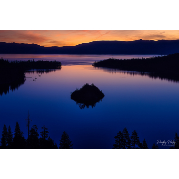 """""""Night Becomes Day"""" Photograph on Metal by Doug Parks (Local Pick-Up Only)"""