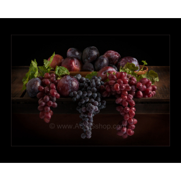 Juicy Original Photograph by Suzanne Hambleton  (Local Pick-Up Only)